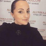 Alunika Dobrovolscki-Cudria