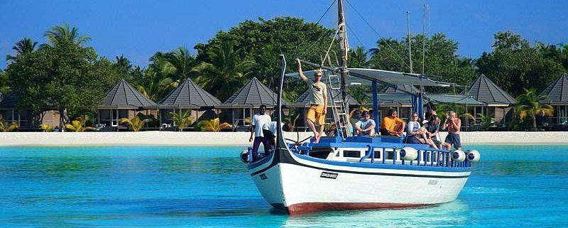Горящая путевка Мальдивы!