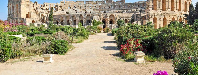 Туристическая путевка Тунис