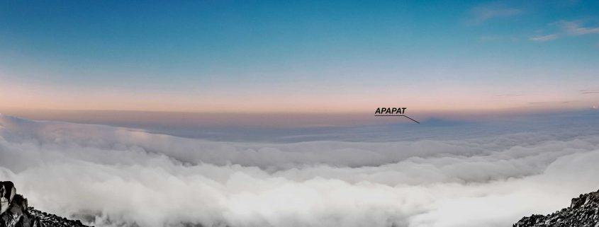 Ararat climbing