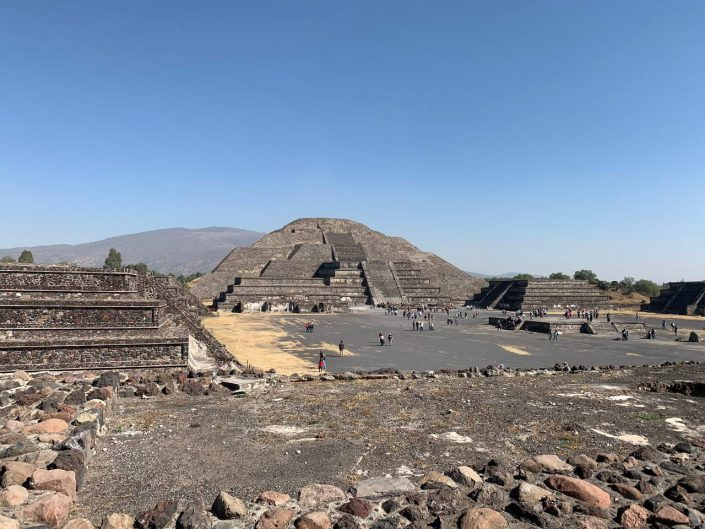 Теотиуакан - Город богов в Мексике